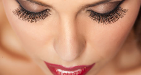 lash extenstions great dunmow priors green